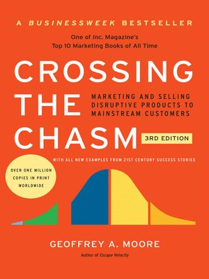 cover image of Crossing the Chasm