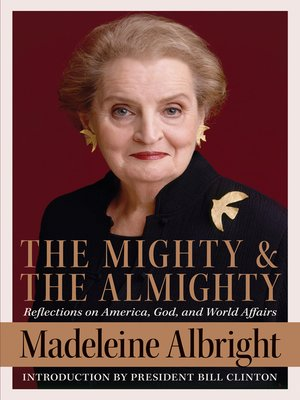 cover image of The Mighty and the Almighty