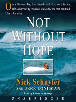 cover image of Not Without Hope