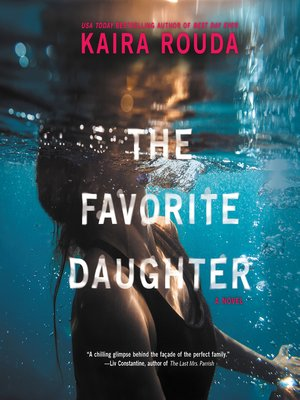 cover image of The Favorite Daughter