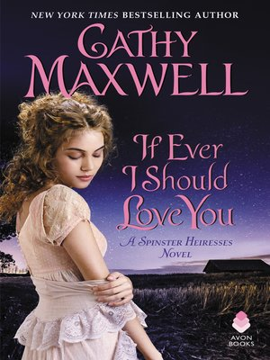 cover image of If Ever I Should Love You