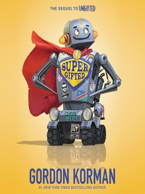cover image of Supergifted