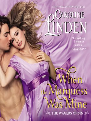 cover image of When the Marquess Was Mine