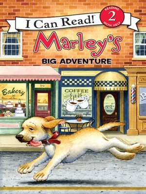 cover image of Marley's Big Adventure