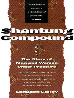 cover image of Shantung Compound