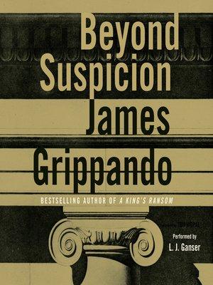 cover image of Beyond Suspicion