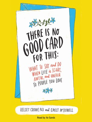 cover image of There Is No Good Card for This