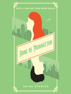cover image of Anne of Manhattan
