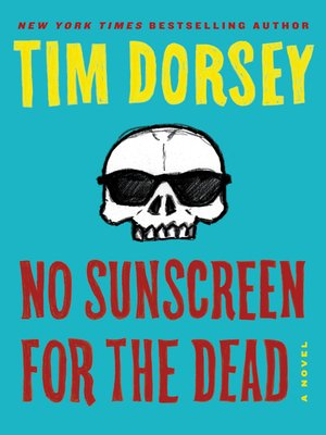 cover image of No Sunscreen for the Dead