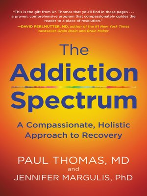 cover image of The Addiction Spectrum