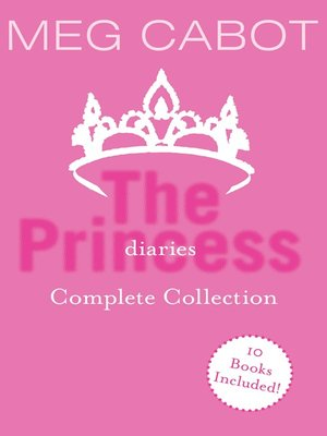 cover image of The Princess Diaries Complete Collection