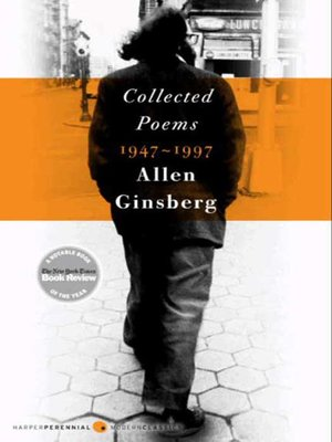 cover image of Collected Poems 1947-1997