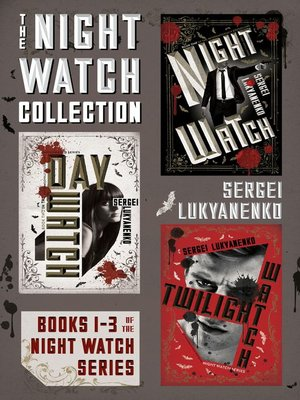 cover image of The Night Watch Collection