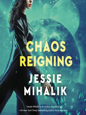 cover image of Chaos Reigning