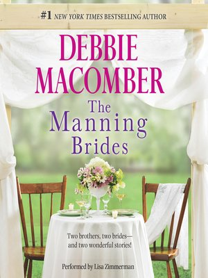 cover image of The Manning Brides