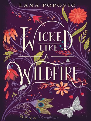 cover image of Wicked Like a Wildfire