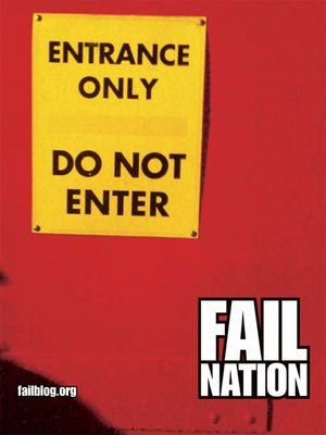 cover image of Fail Nation