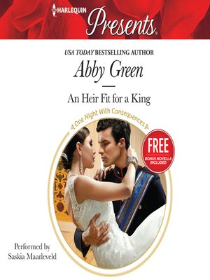 cover image of An Heir Fit for a King