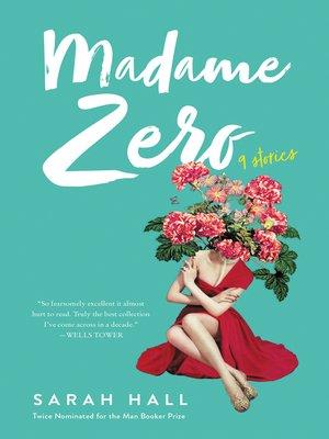 cover image of Madame Zero