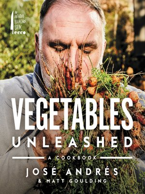cover image of Vegetables Unleashed