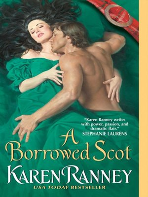 cover image of A Borrowed Scot