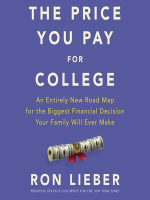 cover image of The Price You Pay for College