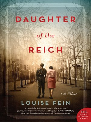 Daughter of the Reich Book Cover