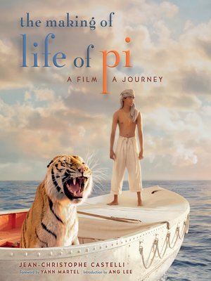 cover image of The Making of Life of Pi