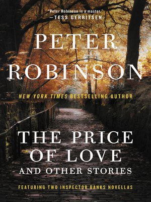 cover image of The Price of Love and Other Stories