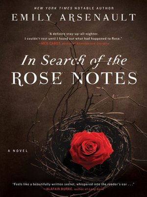 cover image of In Search of the Rose Notes