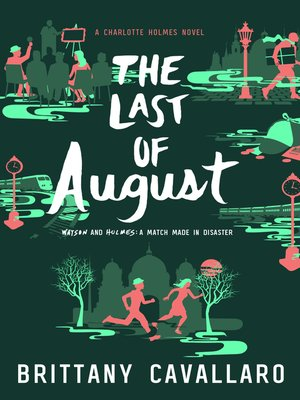cover image of The Last of August