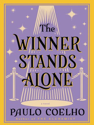 cover image of The Winner Stands Alone