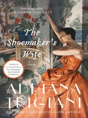 cover image of The Shoemaker's Wife