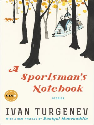 cover image of A Sportsman's Notebook