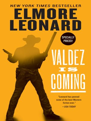 cover image of Valdez Is Coming