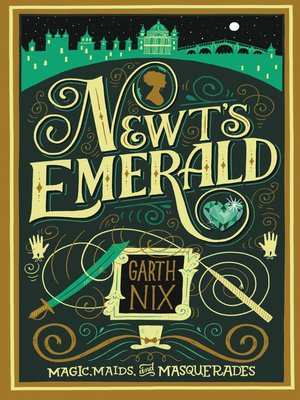 cover image of Newt's Emerald