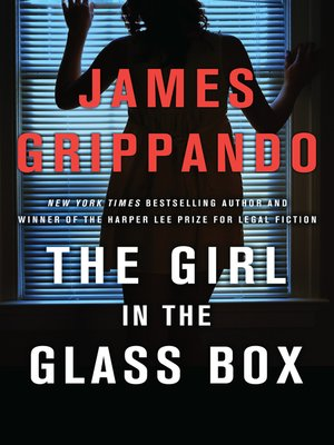 cover image of The Girl in the Glass Box