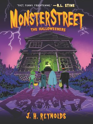 cover image of Monsterstreet #2