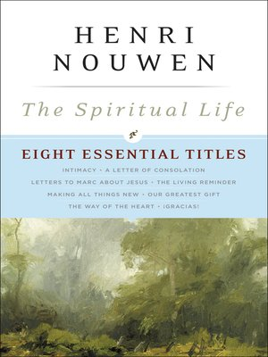 cover image of The Spiritual Life