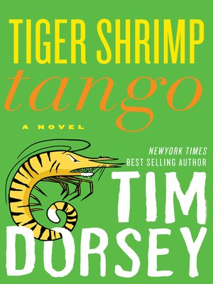 cover image of Tiger Shrimp Tango