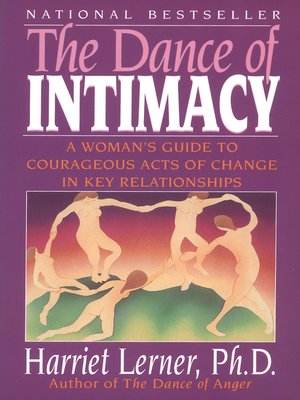 cover image of The Dance of Intimacy
