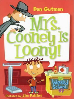 cover image of Mrs. Cooney Is Loony!