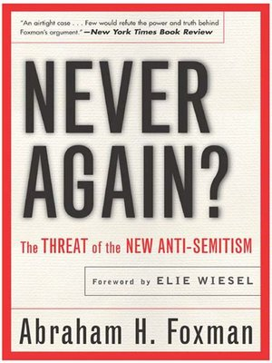 cover image of Never Again?