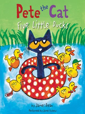 cover image of Five Little Ducks