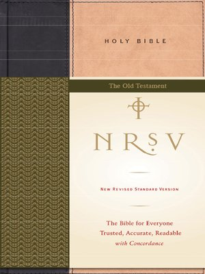 cover image of Old Testament