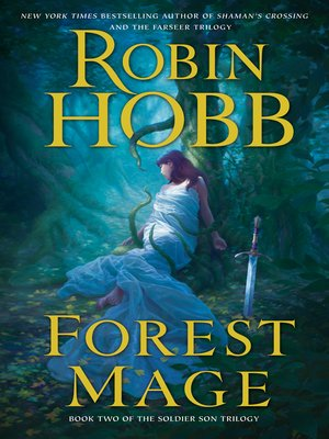 cover image of Forest Mage