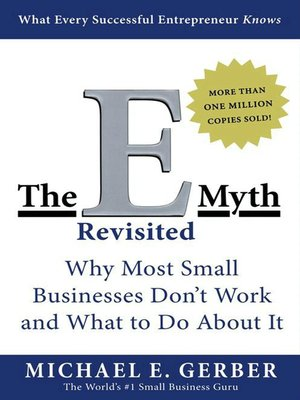 cover image of The E-Myth Revisited