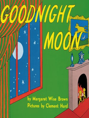 cover image of Goodnight Moon