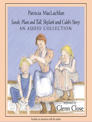 cover image of Sarah, Plain and Tall Collection