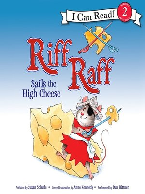 cover image of Riff Raff Sails the High Cheese